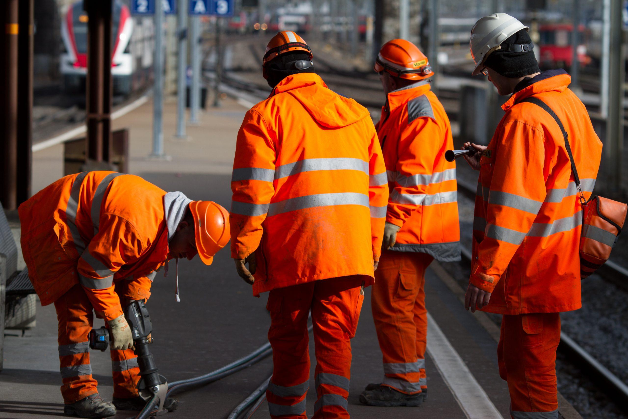 railway labour